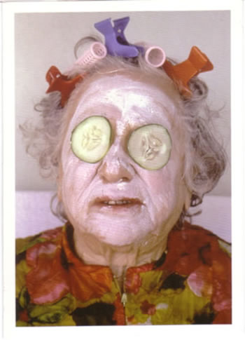 Negative Images Of Old Women